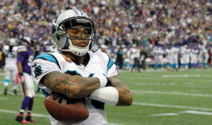 Smith, Delhomme, Gross, and Walls To Be Inducted Into Panthers Hall of Honor