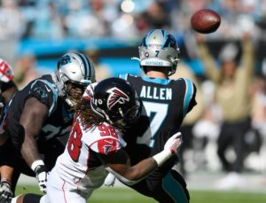 """Panthers Lose 29-3 To Falcons in """"Comedy of Terrible Football"""""""