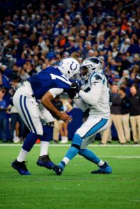 Panthers Free Fall Continues In Blow Out Loss to Colts 38-6