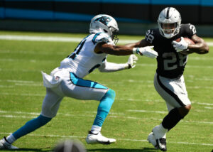 Panthers Disappointed But Inspired After 34-30 Season Opener Loss to Raiders