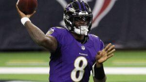 Ravens defeat Texans, Chiefs up next