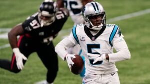 Panthers Beat Falcons 23-16; Move Into Tie For NFC South Lead