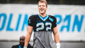 """Panthers Christian McCaffrey Designated To Return From IR, """"Hopeful"""" To Play Thursday"""
