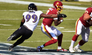 Ravens rebound against Washington, Next 3 games are crucial
