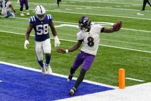 Ravens defeat Colts, 24-10