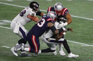 Ravens have no identity, struggles show in Patriots loss
