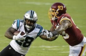 Curtis Samuel & Panthers Spoil Washington's Party with 20-13 Win on the Road