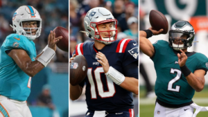 Former Alabama QBs to Watch for in the NFL