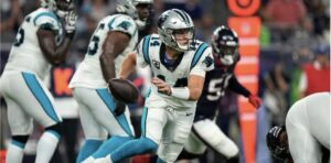 Primetime Panthers Get 24-9 Road Win Over Texans