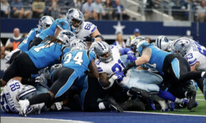 Third Quarter Implosion Leads to First Panthers Loss of the Season; Cowboys Win 36-28
