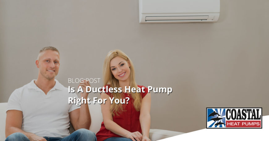 Ductless heat pump AC and heating system installation, repair by Coastal Heat Pumps Victoria BC, a 5 star HVAC contractor.