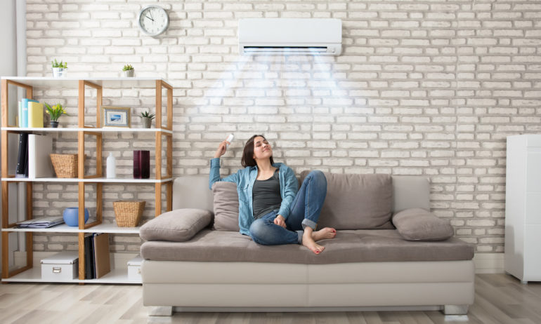 Replace Your Air Conditioner With an Energy Efficient Heat Pump