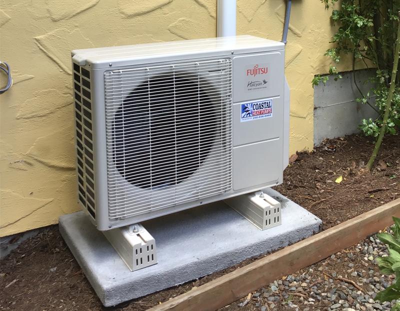 fujitsu heat pump