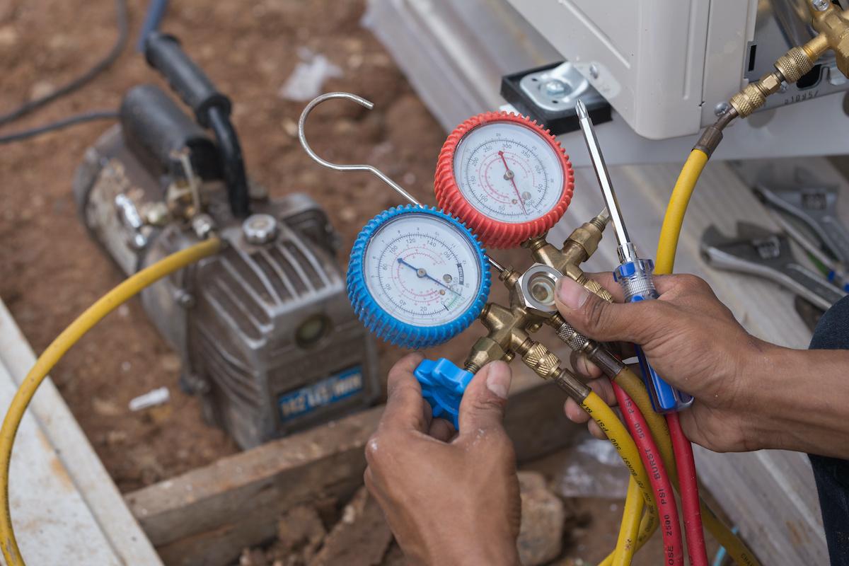 heat pump repair or replacement