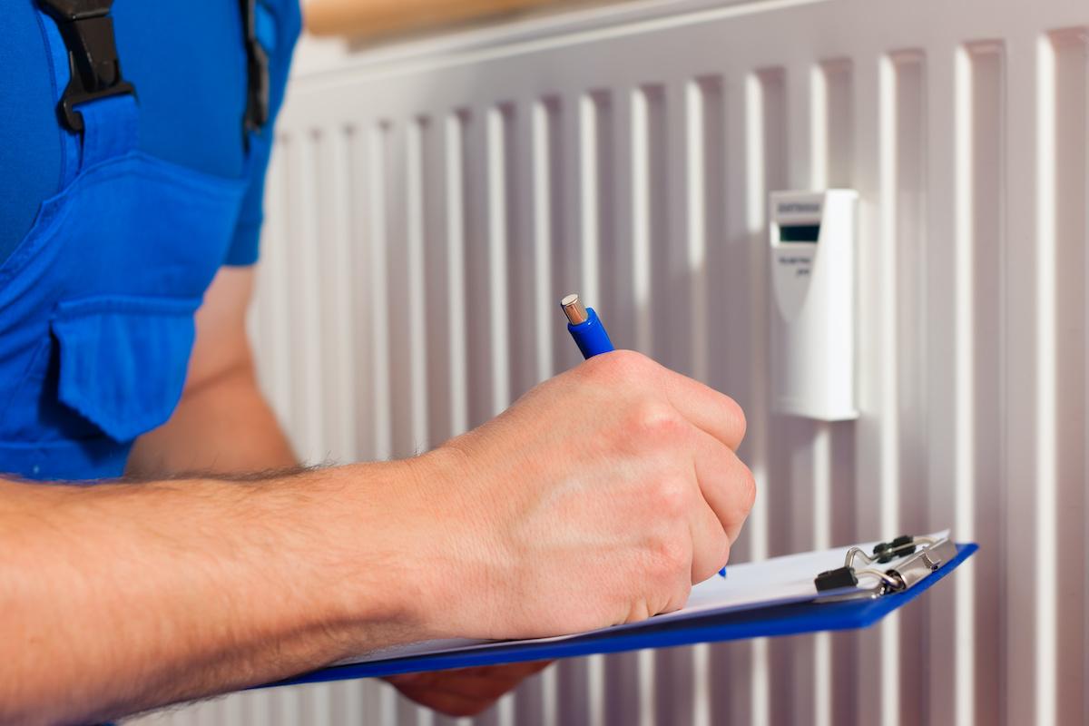 Reduce heating bill