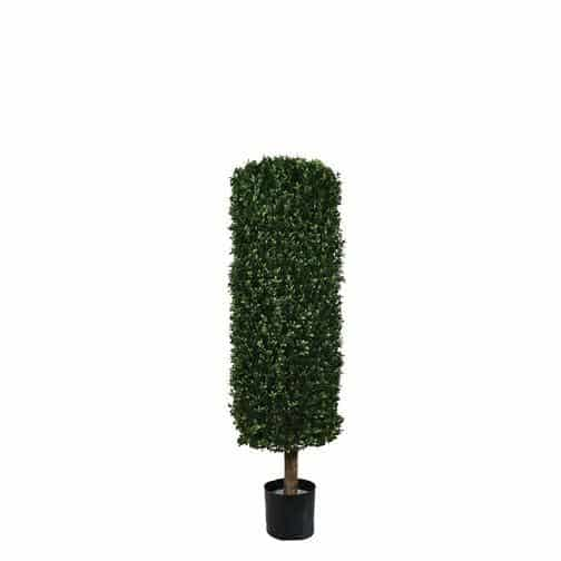 Artificial Boxwood Cylinder Topiary