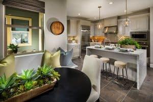 Model Home Plant - Succulent Mix arrangement