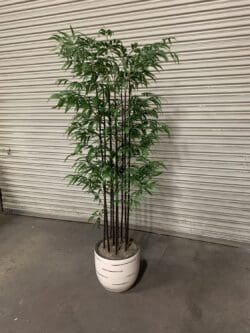 artificial 6 1/2 ft Bamboo Tree