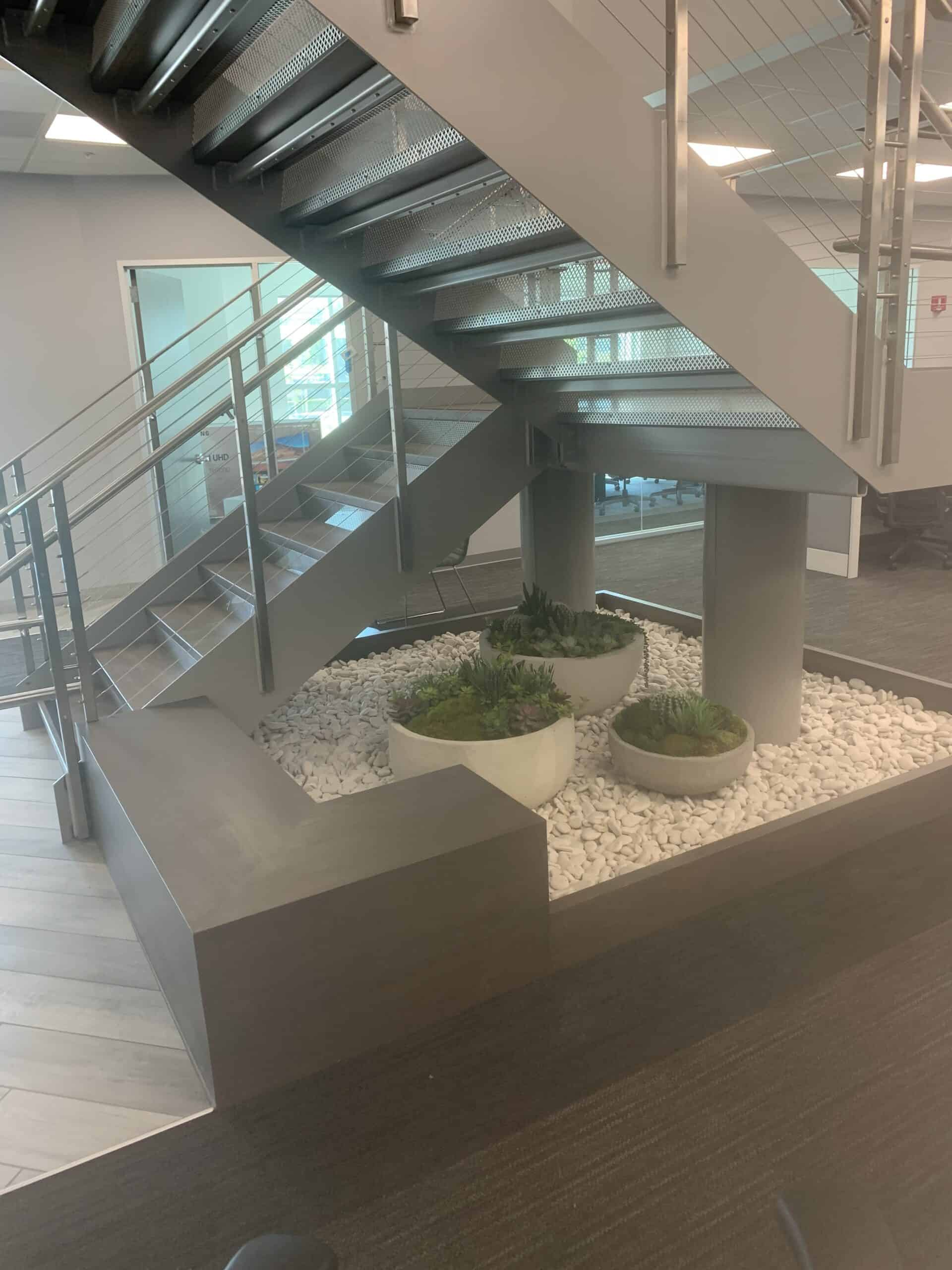 artificial succulent bowls