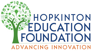 The Innovation Lab funded by the Hopkinton Education Foundation: Creating Inspiring Learning Spaces for HHS Students, 2015