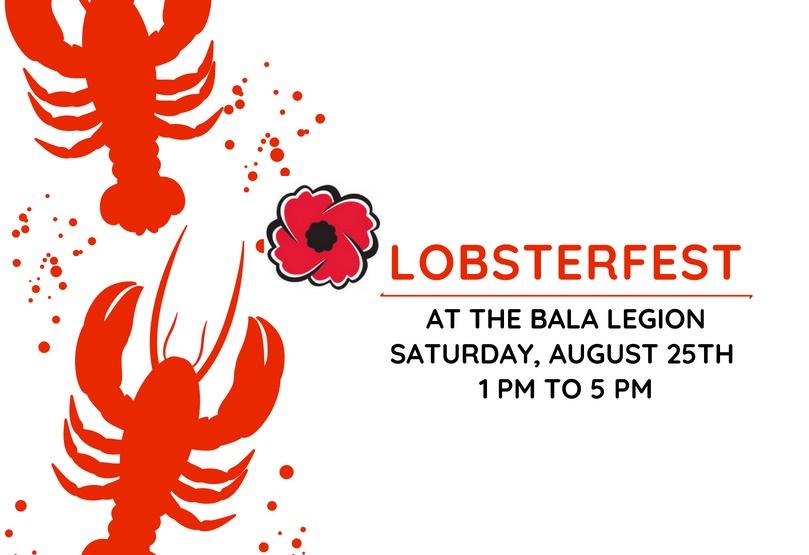 Lobsterfest Bala Legion