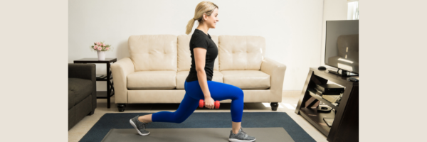 Benefits of Lunges for an Active Life