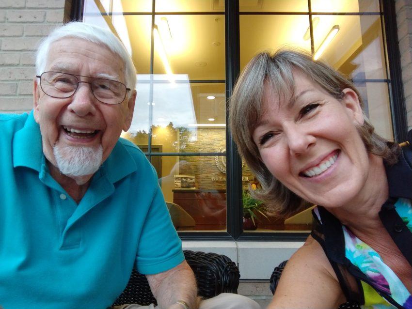 Bob and Kathryn