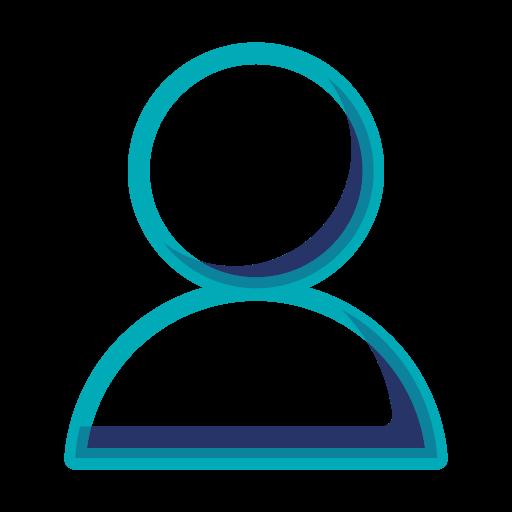 Headshot placeholder icon