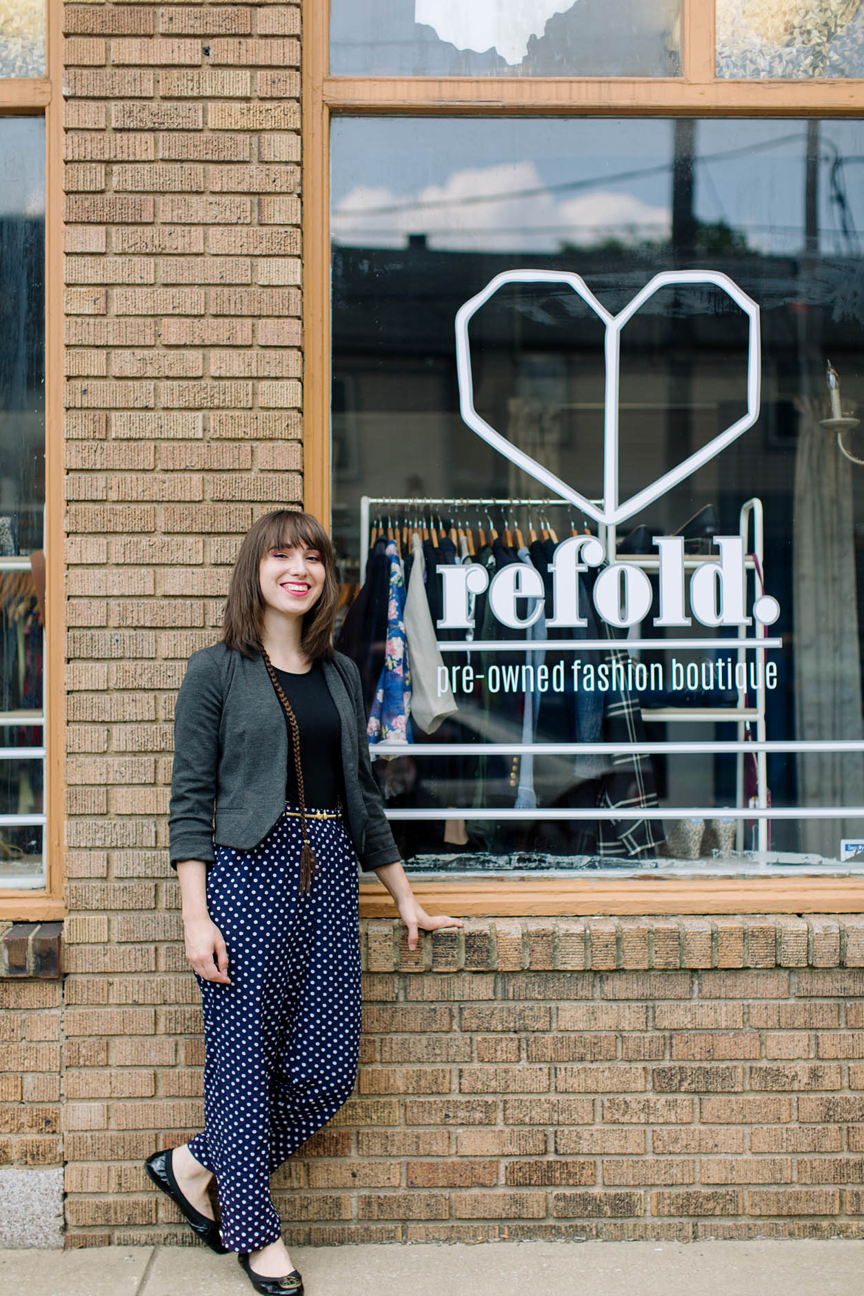 Your Neighborhood: Refold