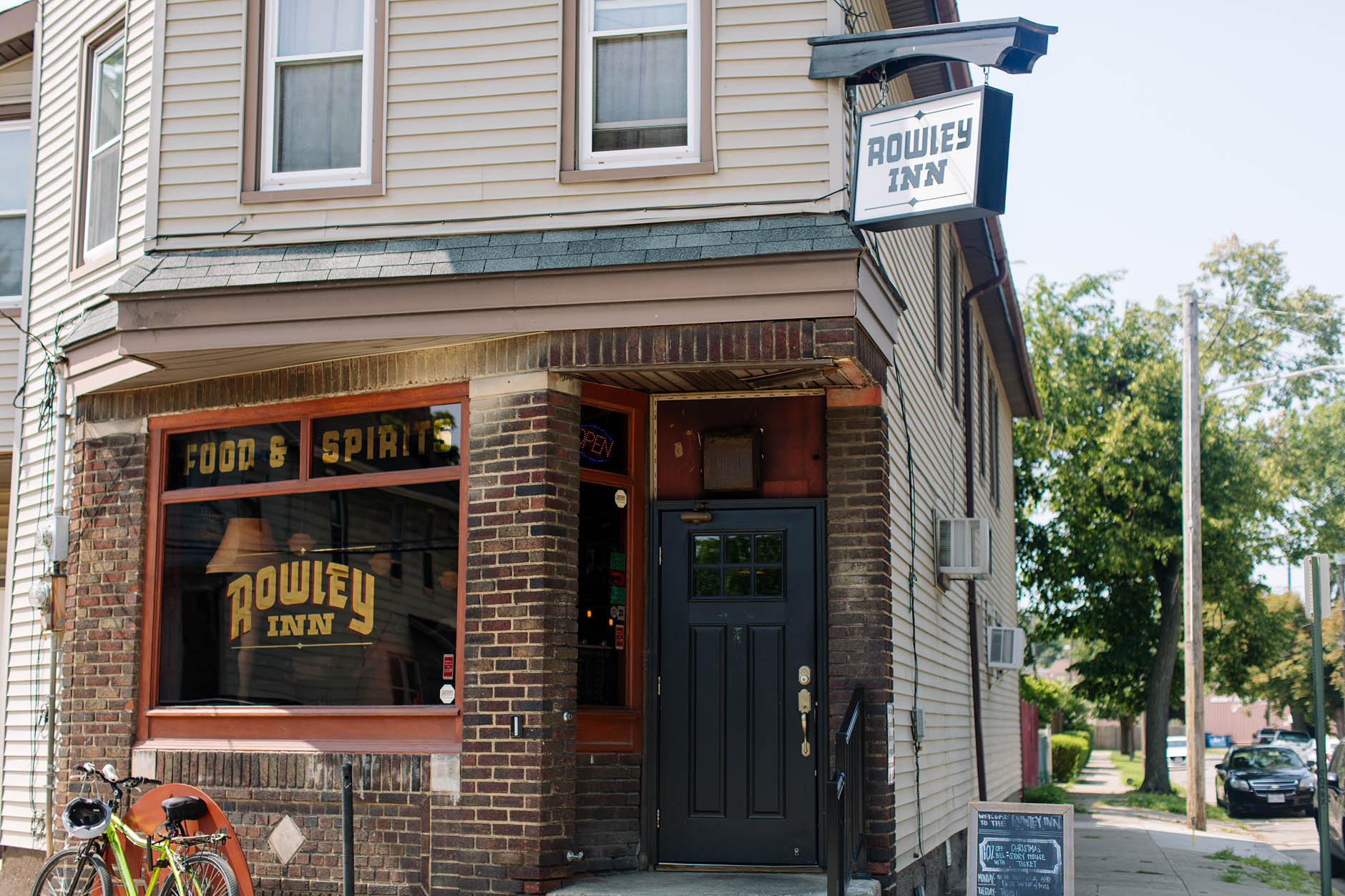 Your Neighborhood: Rowley Inn