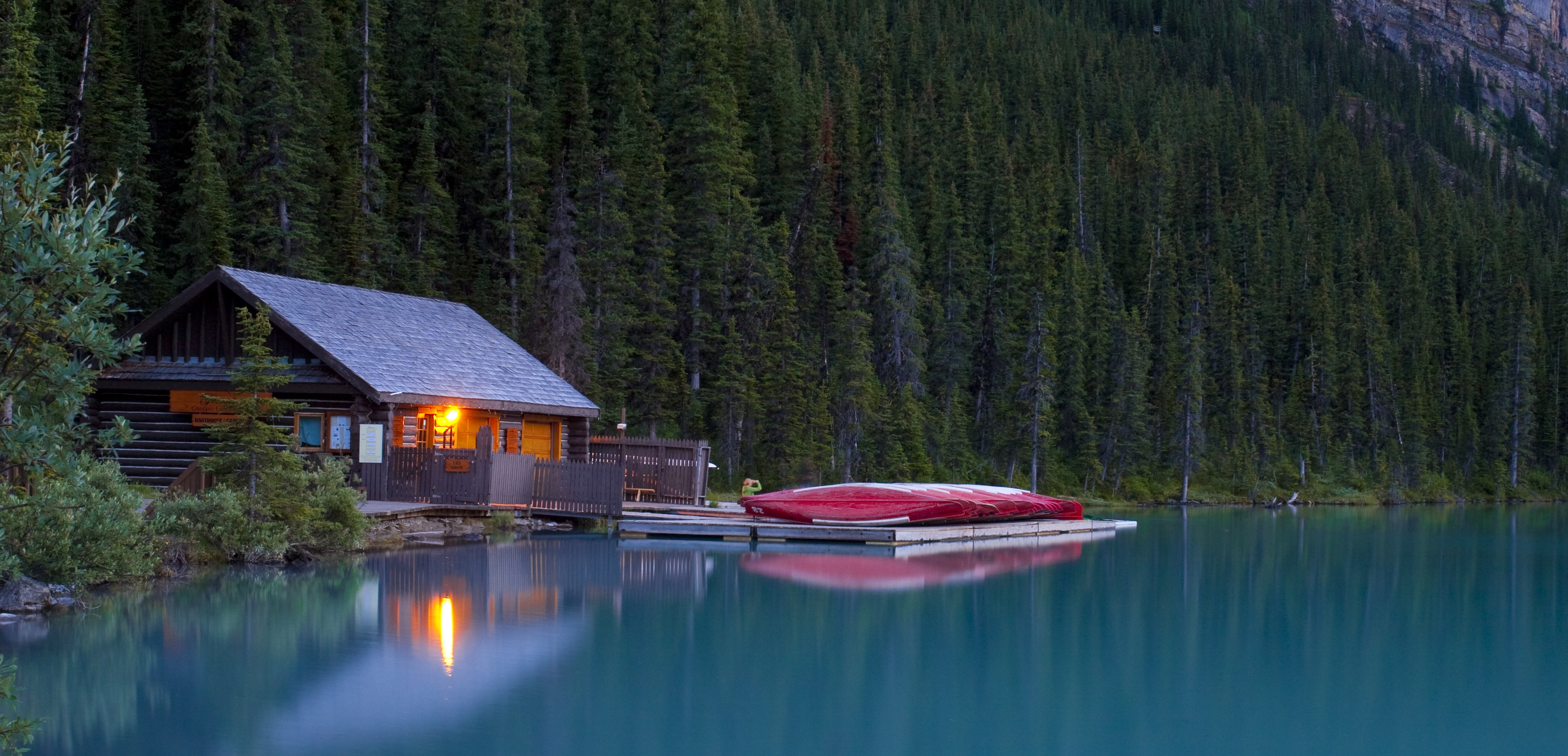 Landing Page Image - Lake House