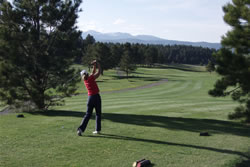 Angel Fire Golf