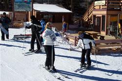 Angel Fire Skiing