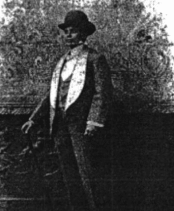 1890 – 1906 Florence Hines