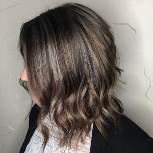 Brown Cut & Color