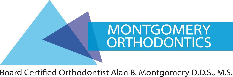 Montgomery Orthodontics logo