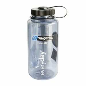 water bottle for Vyvanse titration hack purposes