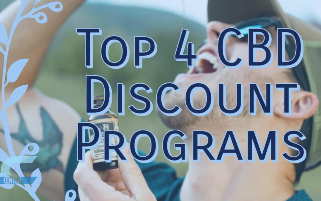 Top 4 CBD Discount Programs Veteran Disability Disabled Low Income Discount
