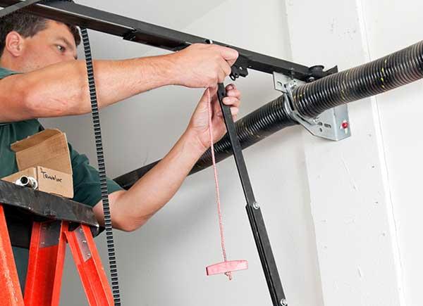 Garage Door Install Spring Cable Repair Tulsa Oklahoma