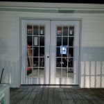 Garage Door Repair Tulsa Residential French Door Install With Severe Floor Damage 6