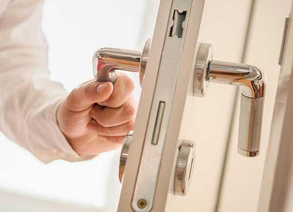 Metal Door Installation Repair