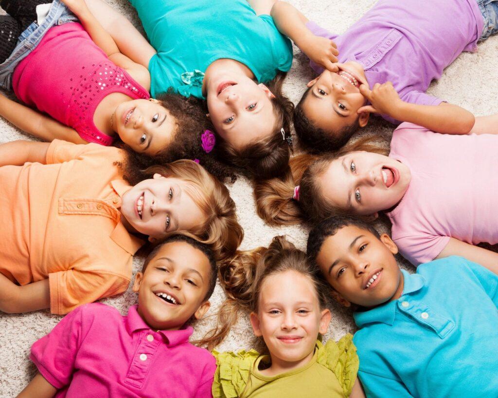 8 kids
