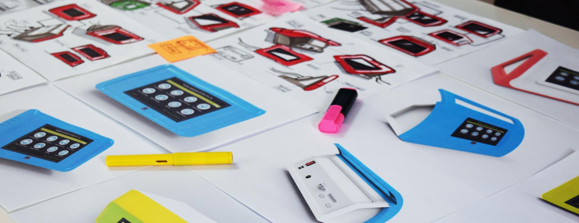 UDLAB product design