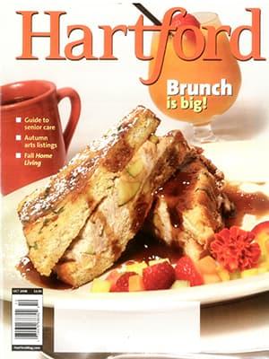 Hartford Magazine Cover