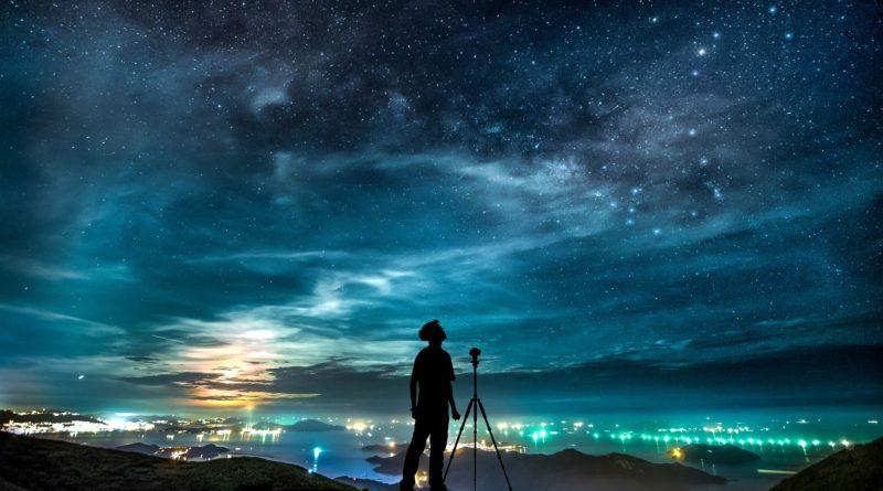 【风景摄影分享】流星雨要点样影?器材设定逐样倾