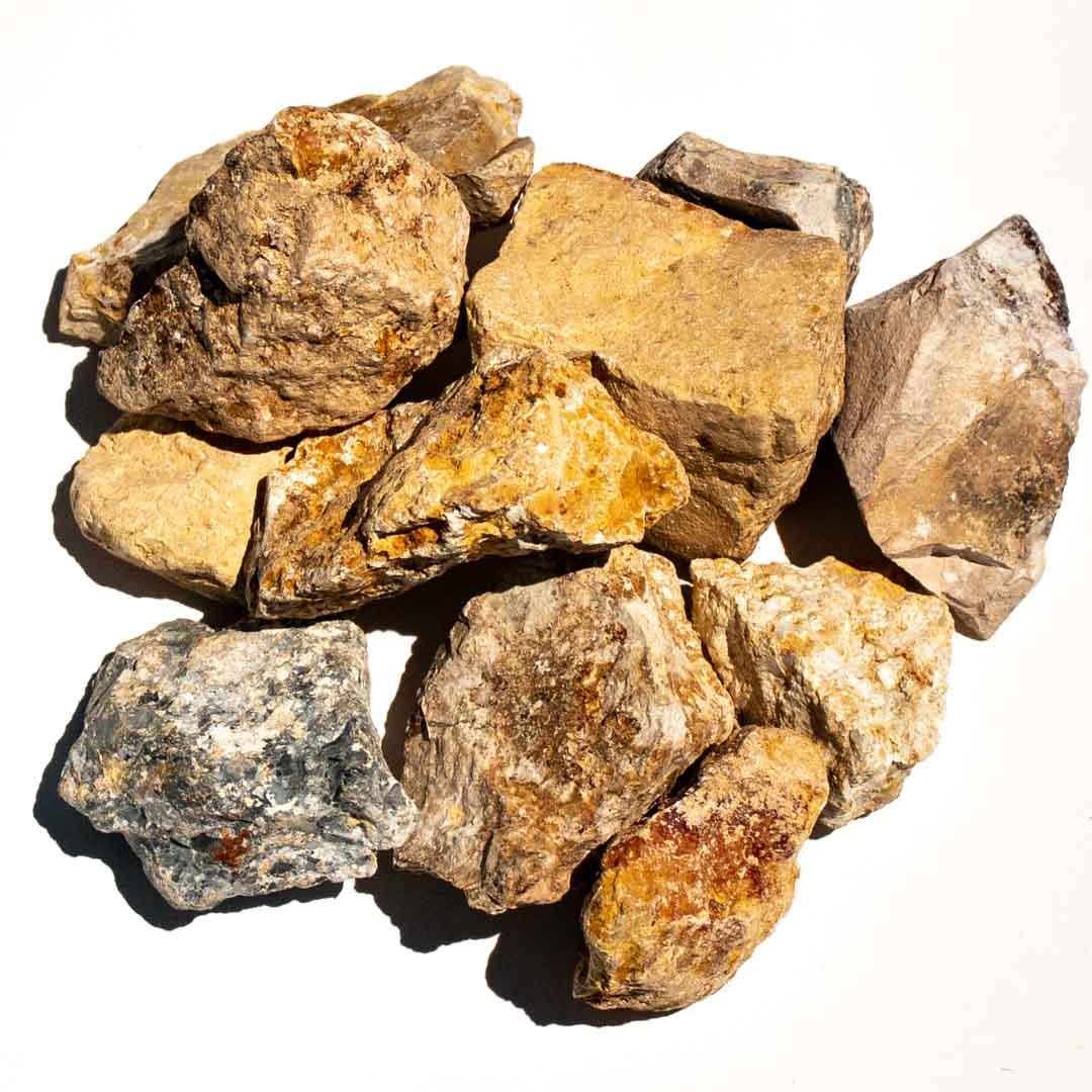 1 1/2 Sonoma Gold Decorative Rock