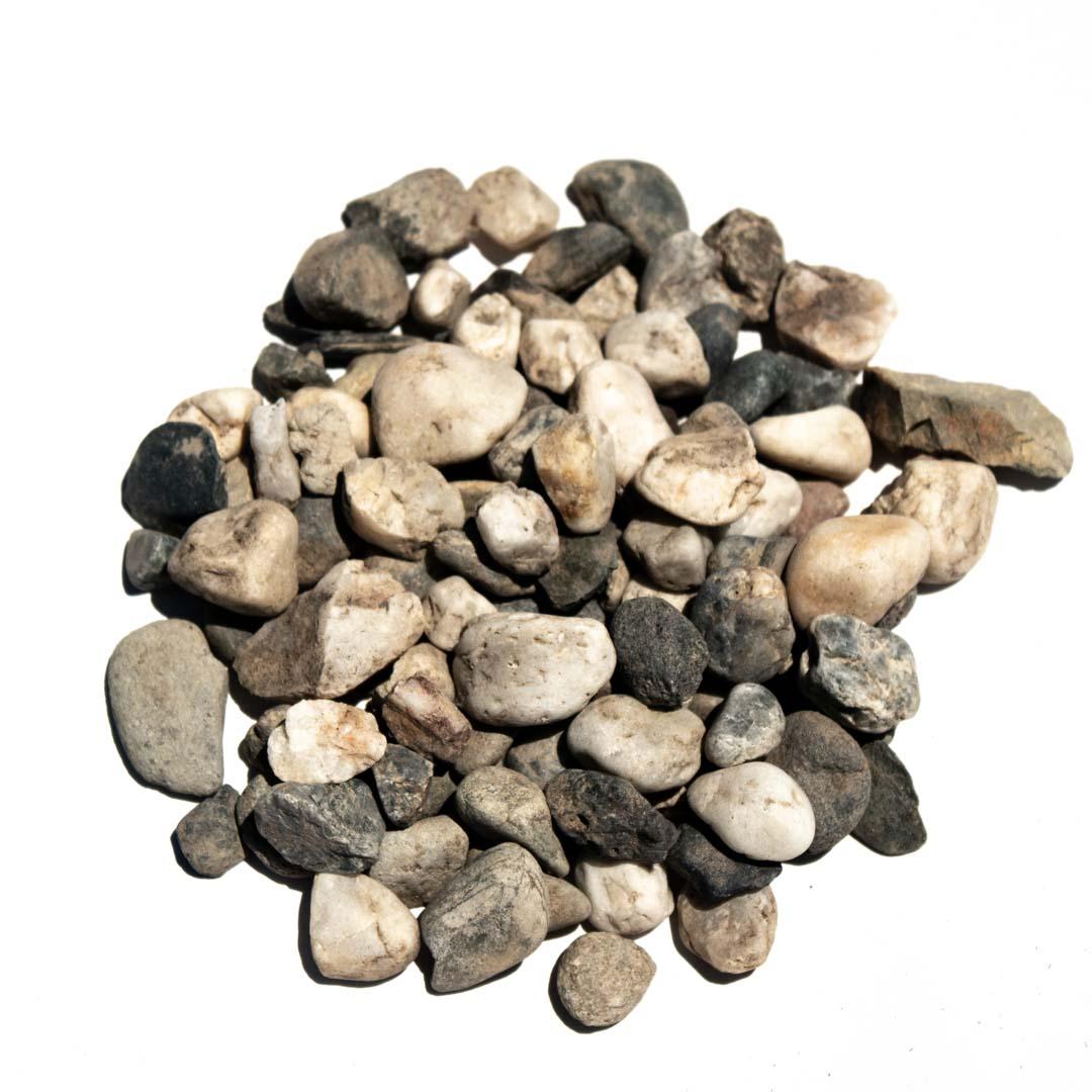 3/4 Salt and Pepper gravel