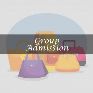 Group Admission Ticket