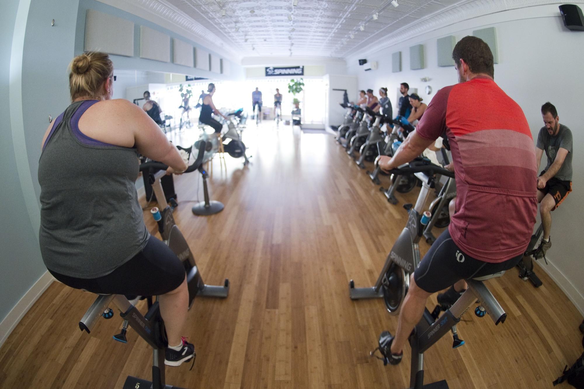 Fitness class Montpelier VT