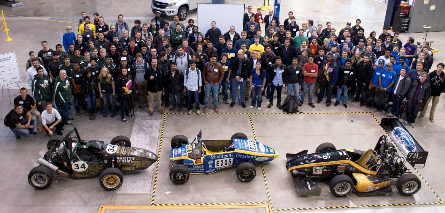 SAE Detroit Section and Michigan Mobility Institute Announce New Partnership